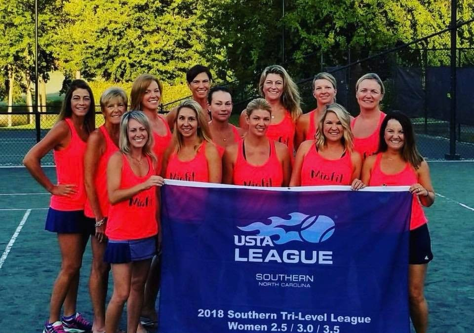 Lake Winners at Tri – Level Championships