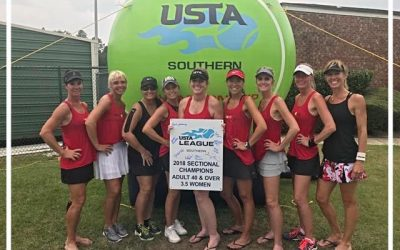 Lake 3.5 40+ Spring Sectional Winners head to Nationals
