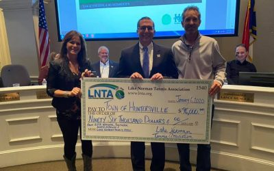 LNTA and USTA Provide $96,000 Grant for New Courts