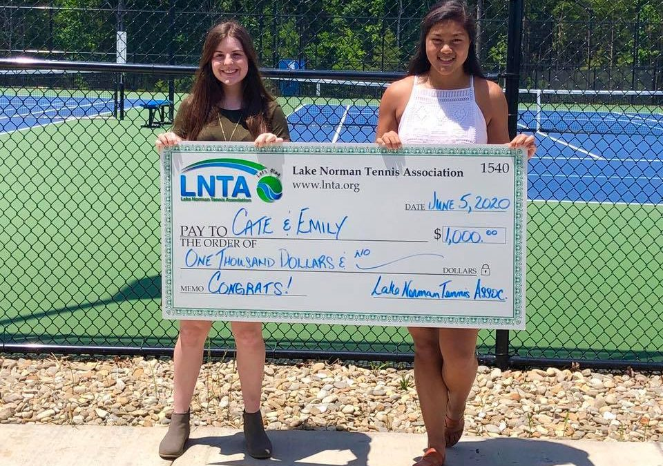 2020 LNTA Scholarship Recipients