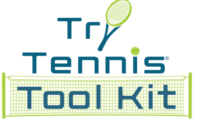 Try Tennis Toolkits Available September 14 – October 12