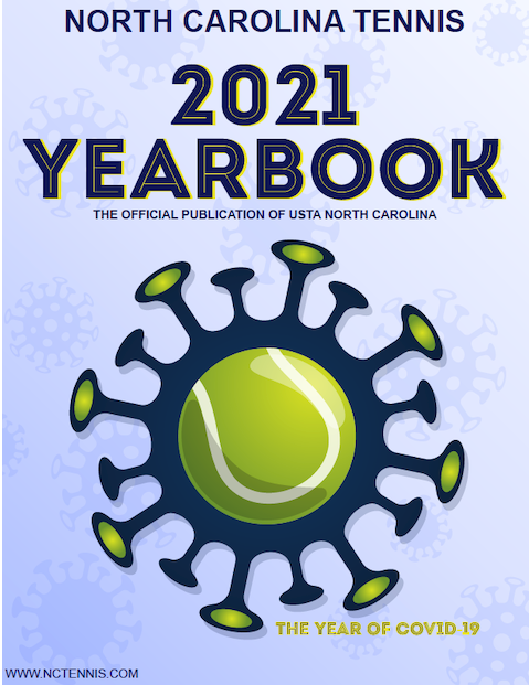 2021 USTA NC Yearbook Available